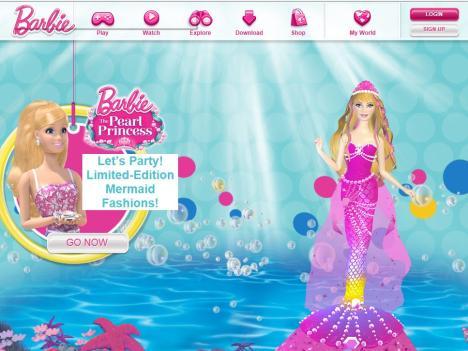 barbie seite